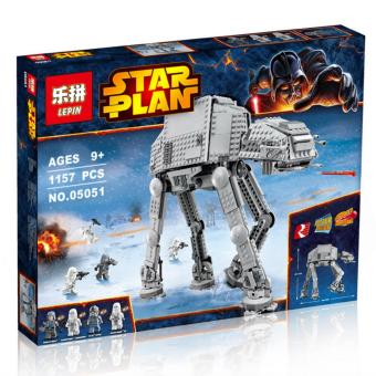 Harga LEPIN 05051 AT-AT Star Wars Building Block Set