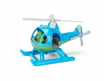Harga Green Toys Helicopter (Blue)