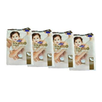 Harga Drypers Touch Tape L54 (4 pack)