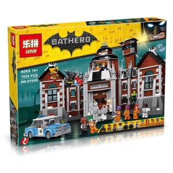 Harga LEPIN 07055 Arkham Asylum (Batman Movie) Building Block Set