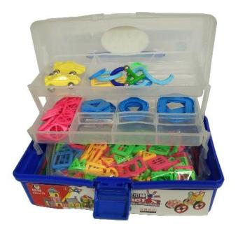 318 Pcs Intelligence Magnetic Educational Toy (KBX-318)