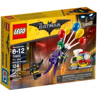 Harga LEGO Batman Movie 70900 The Joker™ Balloon Escape