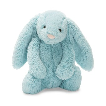 Harga AQUA Jellycat Bashful Aqua Bunny Medium