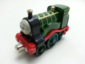 Lc Thomas Alloy Magnetic Small Train Toy Model Red Edge Emily Emily Front