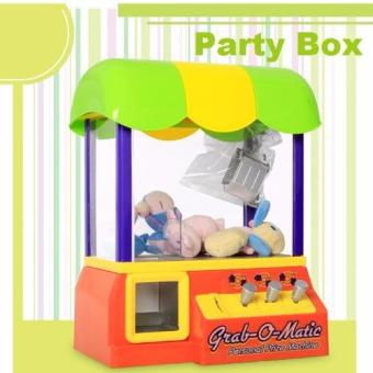 Harga Party Box UFO Catcher / Arcade Games / Toys / Kids and Children / Family Game / Soft Toy Catch