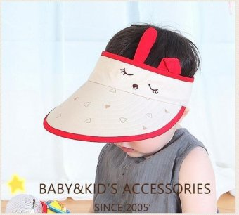 Harga The New Sky Baby Sun Hat Summer Sun Hat the Baby Hat for the Baby - intl
