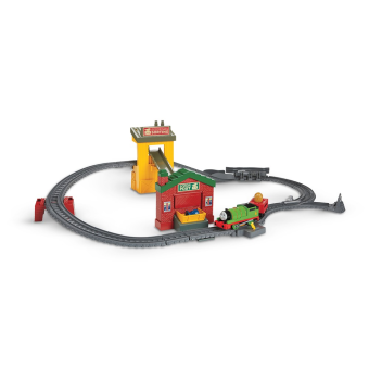 Harga Thomas & Friends™ TrackMaster™ Sort & Switch Express Delivery® Set