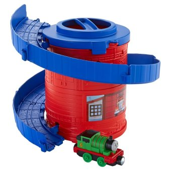 Harga Thomas & Friends™ Take-n-Play™ Spiral Tower Tracks with Percy