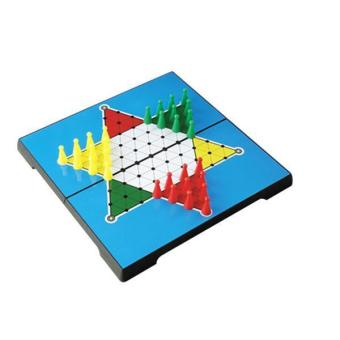 BolehDeals 30pcs Magnetic Pegs Board Game Plastic Hexagon Chinese Checkers Chess Toy - intl