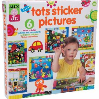 Harga ALEX Jr. Tots Sticker Pictures
