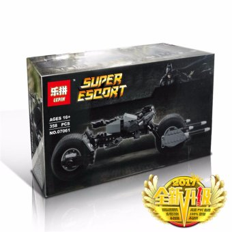 Harga LEPIN 07061 Bat-Pod (Batman) Building Block Set