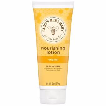 Burt's Bees Baby Bee Nourishing Lotion - Original 6oz