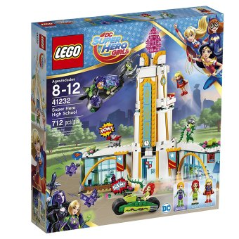 LEGO 41232 DC Super Hero Girls Super Hero High School