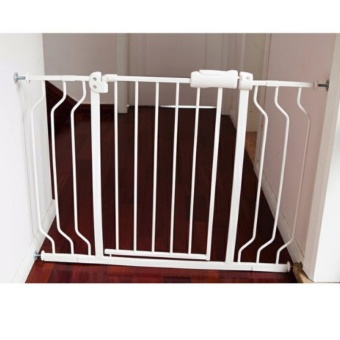 Harga Safety Baby Gate / Auto Close Lock / Infant / Children / Toddler / Kid / Pet