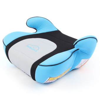 Harga EGC Car safety seat children's car safety baby portable car for 3-12 years old(Blue)