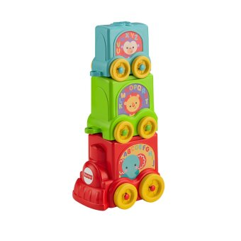 Harga Fisher-Price® Stack & Roll Choo Choo