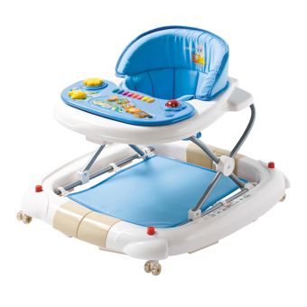 Harga Farlin 2-in-1 Baby Walker/Rocker - Blue