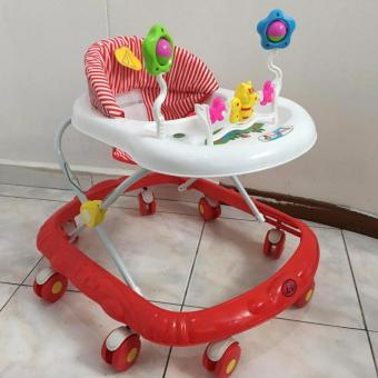 Harga Sanle Baby Walker suitable for 6months and above max weight 15kg