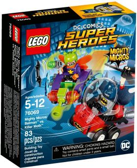 Harga LEGO 76069 Super Heroes Mighty Micros: Batman vs. Killer Moth