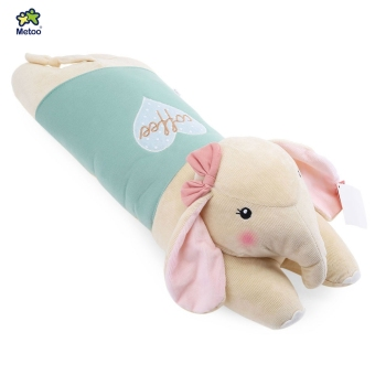 Metoo Stuffed Elephant Plush Doll Toy Cushion Pillow Christmas Gift - intl
