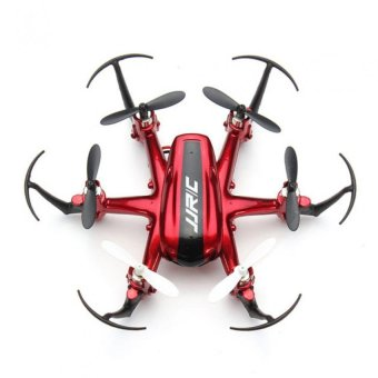 Harga JJRC H20 4-Channel 6-Axis 2.4GHz RC Quadrirotor red (EXPORT)