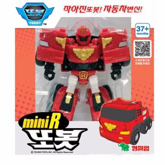 Harga TOBOT MINI R Evolution Transformers