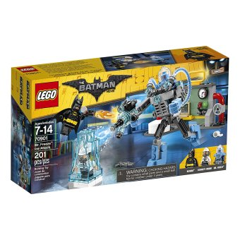 Harga LEGO Batman Movie 70901 Mr. Freeze™ Ice Attack