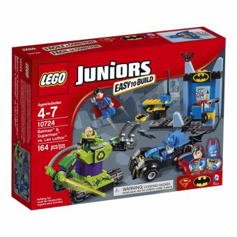 Harga LEGO Juniors 10724 Batman & Superman vs Lex Luthor Building Kit