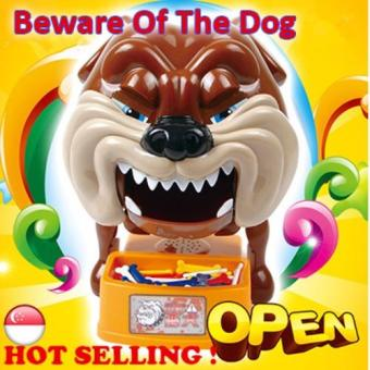 Harga Beware of Bad Dog Bull Dog Game / Games / Toys / Toy for Kids / Children / Christmas Gift