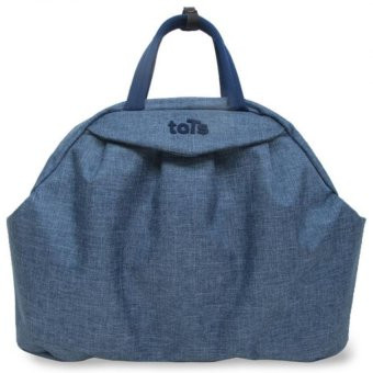 Harga Smart Trike Tots Chick Melamge Bag (Blue)