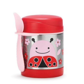 Harga Skip Hop Zoo Insulated Food Jar – Ladybug.
