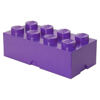 Harga LEGO Storage Brick 8 (Medium Lilac)