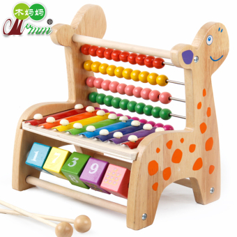 Harga Children's toys GIRL 1 A 2-year-old female baby baby toys 0 A 1-year-old baby development force The toys