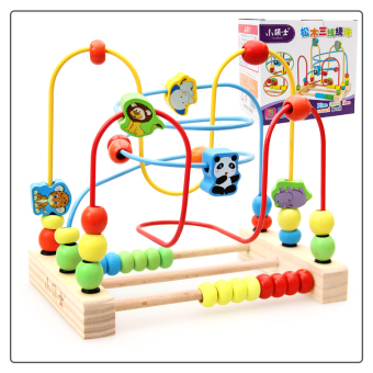 Harga Children one year old baby building blocks