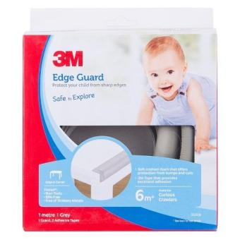 Harga 3M™ Child Safety - Edge Guard Grey - 1M Size