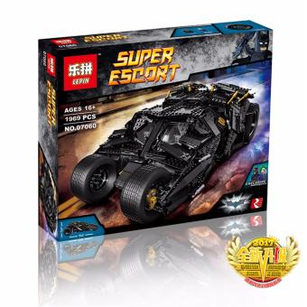 Harga LEPIN 07060 The Tumbler (UCS Batman) Building Block Set