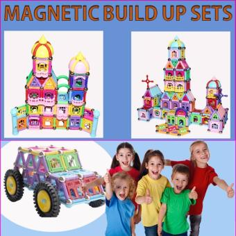SHIP NEXT DAY! Magnetix Build up Toy 1075 pieces / Magnetic toy / Magnetix / Magnefun