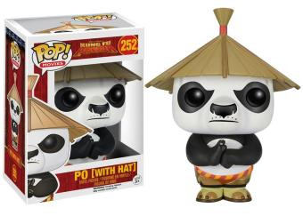 Harga POP! Movies: Kung Fu Panda - Po with Hat
