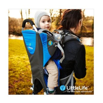 Harga [little life] Ranger Carrier Baby seat / L14010-BLU / 1 to 4 years old - intl