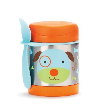 Harga Skip Hop Zoo Insulated Food Jar – Dog.
