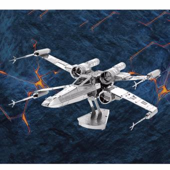 Harga Hequ 3D Model Bandai Scale Model Kit Star Wars X-Wing Fighter Starfighters Assembled model - intl