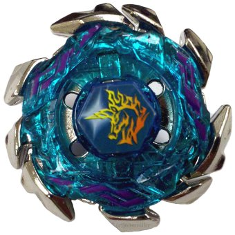 Harga Generic Blitz Unicorno Striker 100RSF Metal 4D High Performance Beyblade Battling Top BB-117 with Launcher - intl