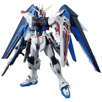 "Harga Bandai Hobby MG Freedom Gundam Version 2.0 ""Gundam Seed�x9D BuildingKit (1/100 Scale)/ship from USA / Flyingcoco - intl"