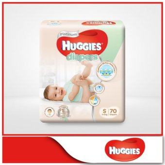 Harga Huggies Platinum Diapers S 70pcs