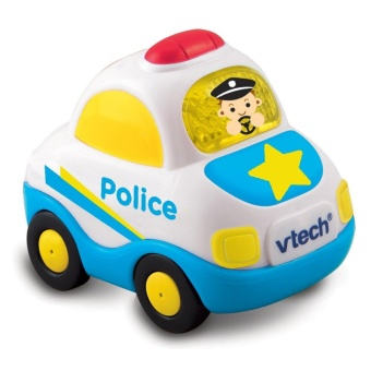 Harga VTech Go! Go! Smart Wheels-Educational Toy (Police Car)