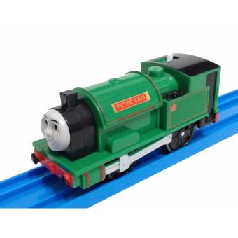 Harga Thomas & Friends Motorised Trains - PETER SAM - for Trackmaster and Plarail