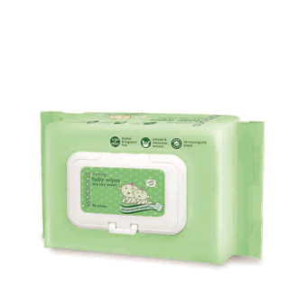 Harga Watsons Soothing Baby Wipes 90's