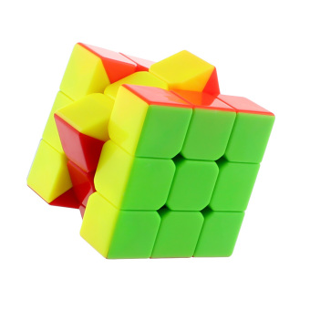 Harga Cyclone Boys FeiWu Speed Magic Cube Rubik's Cube 3x3x3 - intl