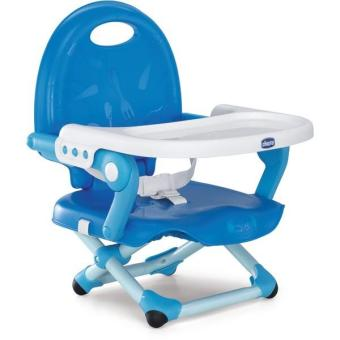 Harga Chicco Booster Seat Pocket Snack Blue Sky
