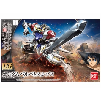 Harga Bandai Iron-Blooded Orphans 021 1/144 HG Gundam Barbatos Lupus